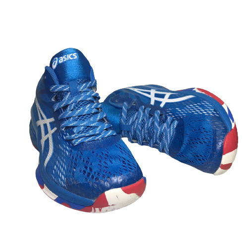Giày bóng chuyền chuyên nghiệp SKY ELITE FF mã A02FF dành cho nam, giày chơi cầu lông thumbnail